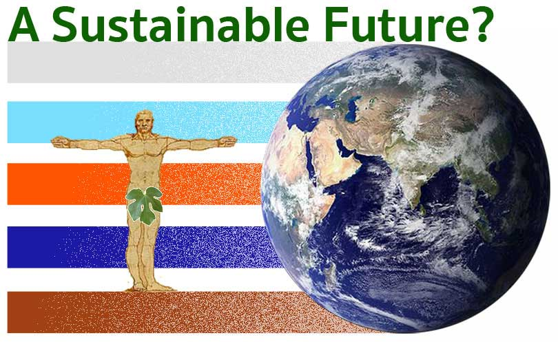 Sustainable Man Image